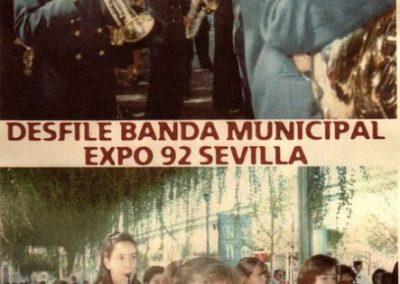 1992_Expo_Desfile_Banda