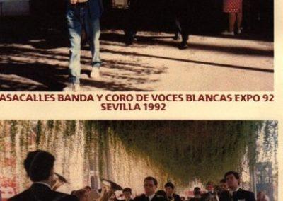 1992_Expo_Desfile_Banda_Coral