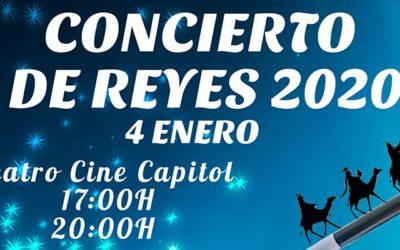 Concierto de Reyes 4 de enero 2020